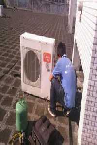 更换海尔空调压缩机的案例