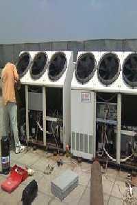 海尔空调制冷时有时无的维修案例